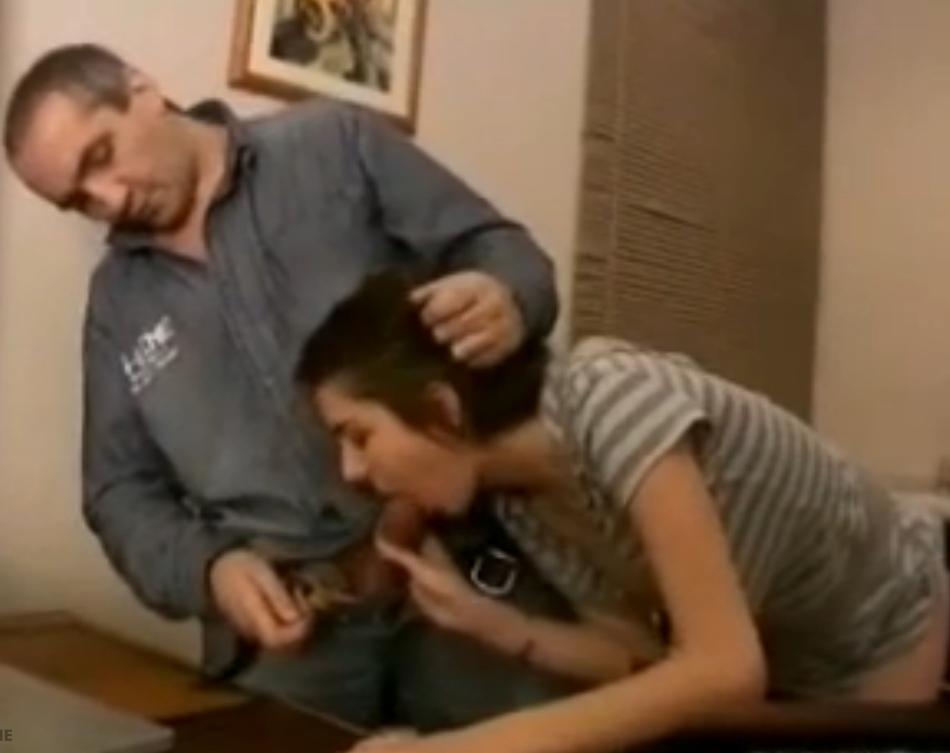Порно дочь с отцом в одежде