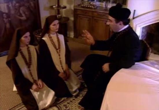 Групповой секс от монашек