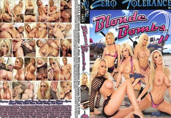 Секс с блондинкой порно бомбой стюардессы