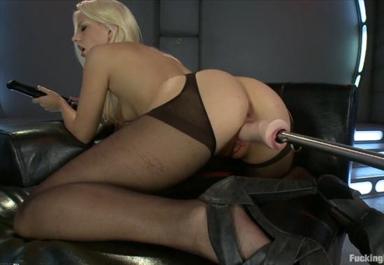 Тройное проникновение секс машиной фото 213-668