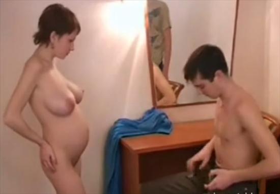 групповое русское порно беременных