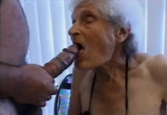 Секс престарелых старух