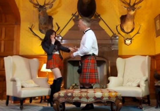 Шотландское порно фото