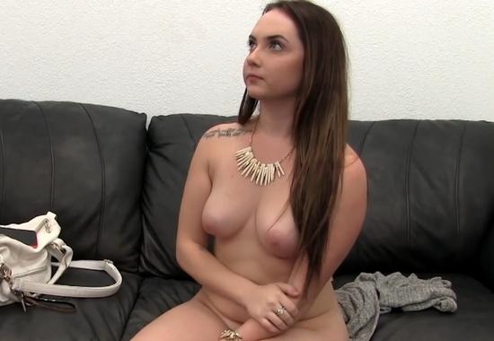 Порнокастинг молодая с большим бюстом