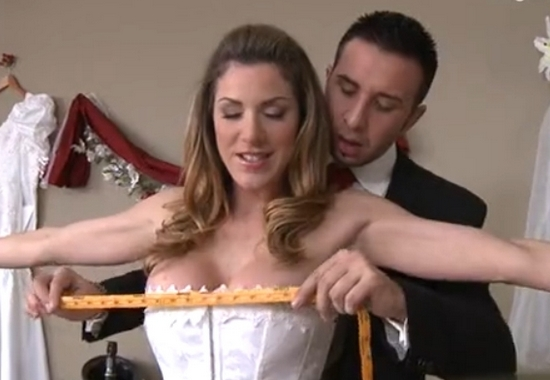Трахнул невесту на девичнике онлайн — 10