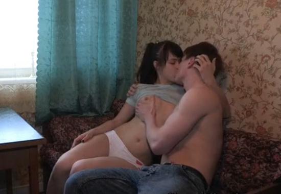 Домашнее видео секса молодой русской парочки