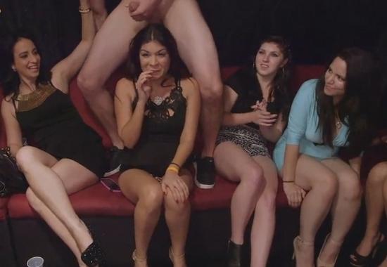 Секс порно девишники видео