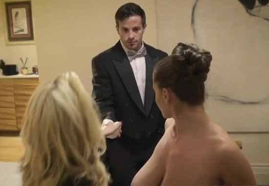 порно видео пара и служанка