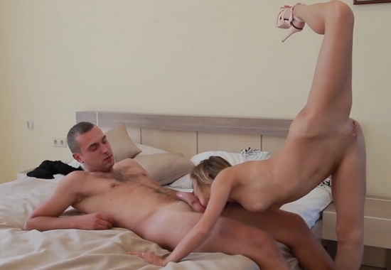 Гибкие секс гимнастки