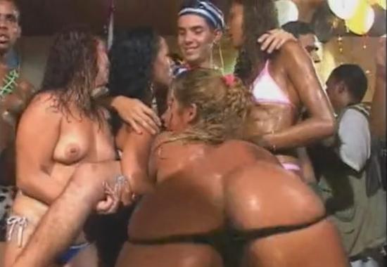Карновальная порно